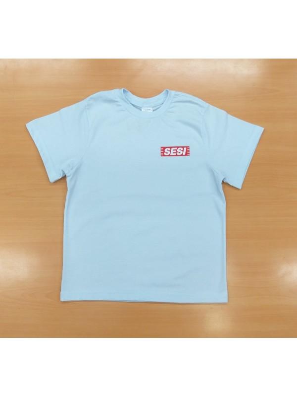 Camiseta Manga Curta SESI