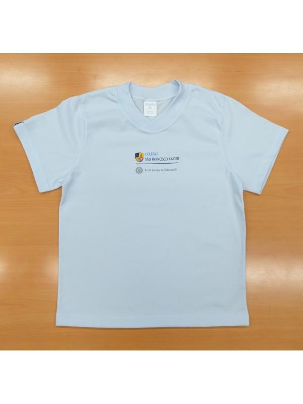Camiseta Manga Curta São Francisco Xavier - TAM. 2, 4, 6 e PI
